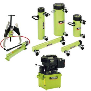 Narzędzia i urządzenia hydrauliczne