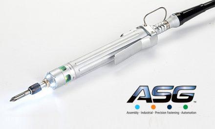Wkrętarki serii SD 2500 firmy ASG