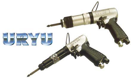 Wkrętarki pneumatyczne pistoletowe URYU serii US-LT