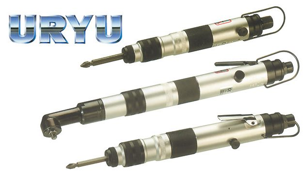 Wkrętarki pneumatyczne proste URYU serii US-LT