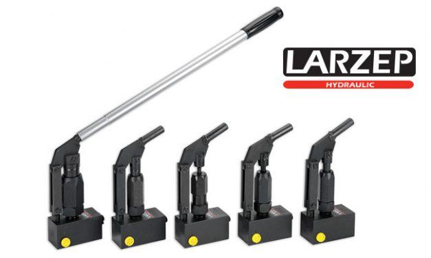 Pompy ręczne modułowe LARZEP serii WI