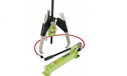 Ściągacze hydrauliczne Larzep serii FA