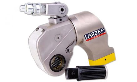 Klucze hydrauliczne LARZEP serii LAS