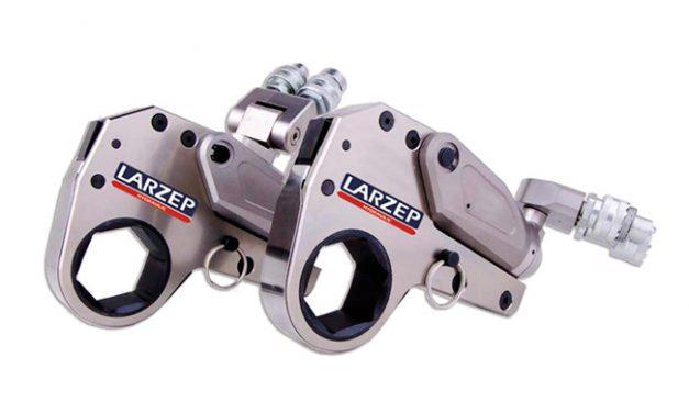 Klucze hydrauliczne LARZEP serii LAX