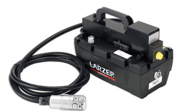 Pompy hydrauliczne z napędem pneumatycznym serii Z oraz ZR