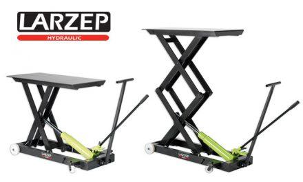 Stoły hydrauliczne LARZEP serii F