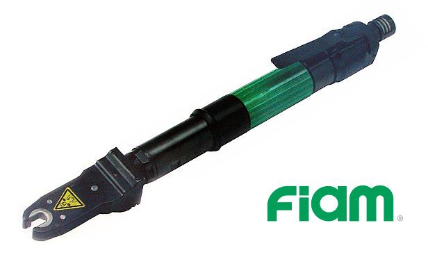 Klucz pneumatyczny z płaską głowicą seria AF