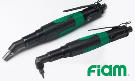 Wkrętarki (klucze) kątowe FIAM z automatycznym sprzęgłem odcinającym