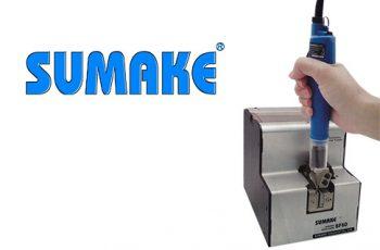 Podajniki wkrętów Sumake SF60.