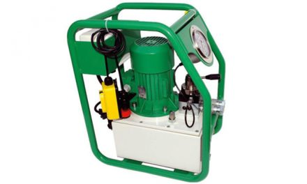 Pompy hydrauliczne z napędem elektrycznym DTM-PCE i DTM-PBE