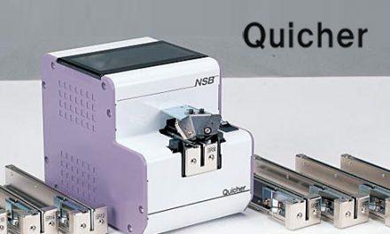 Podajniki Quicher serii NSB