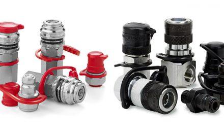 Szybkozłączki hydrauliczne CEJN serii 232, 218, 115, 116