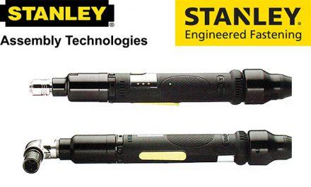 Elektryczne klucze z przetwornikiem tensometrycznym serii E firmy STANLEY