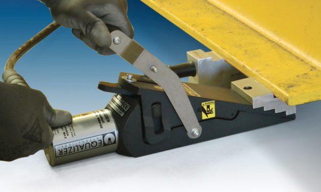 Hydrauliczny podnośnik klinowy Equalizer VLW18TE