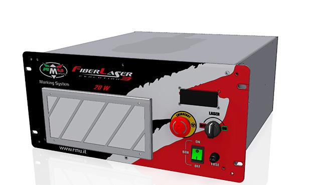 Znakowarka laserowa RMU Active Fibre Laser