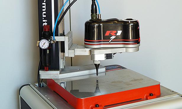Znakowarki pneumatyczne RMU serii R