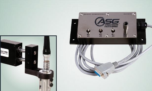 Akcesoria do narzędzi ASG serii SD2500 i sterowników X-PAQ