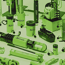 Hydraulika siłowa 700 bar DTM