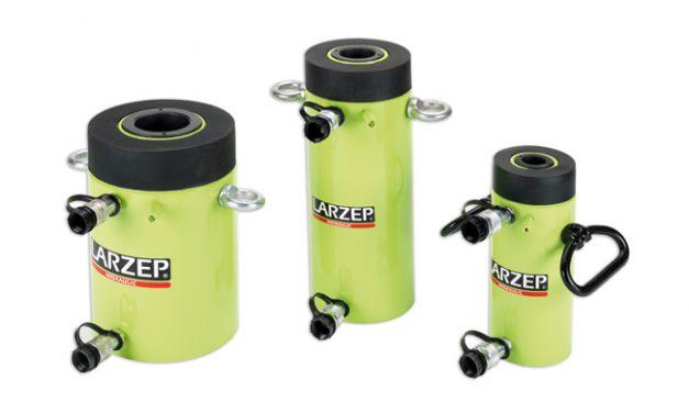 Cylindry z drążonym tłoczyskiem serii DH