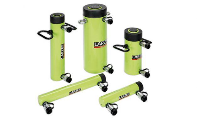 Cylindry LARZEP dwustronnego działania serii D