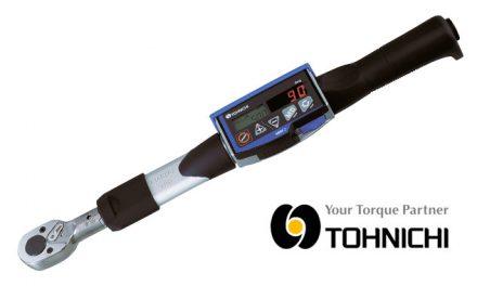 Elektroniczne klucze dynamometryczne Tohnichi seria CTA2
