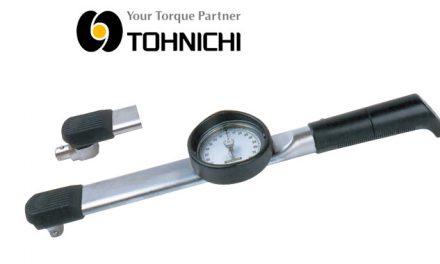 Zegarowe klucze dynamometryczne Tohnichi serii DB, DBE, DBR